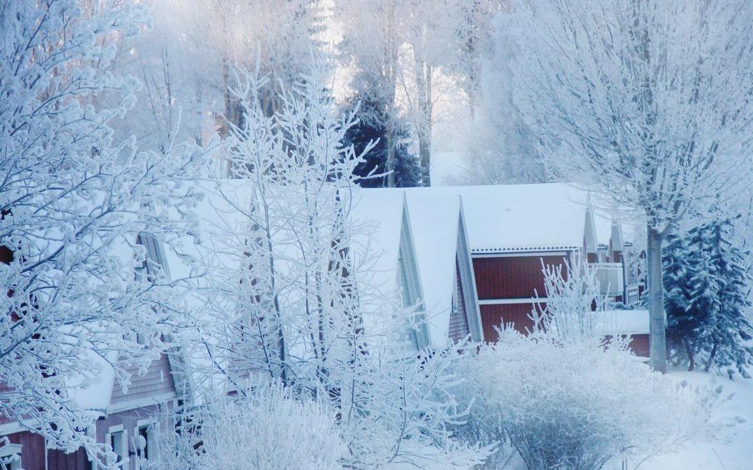Skandynawski styl… życia czyli zimowy sen na północy.