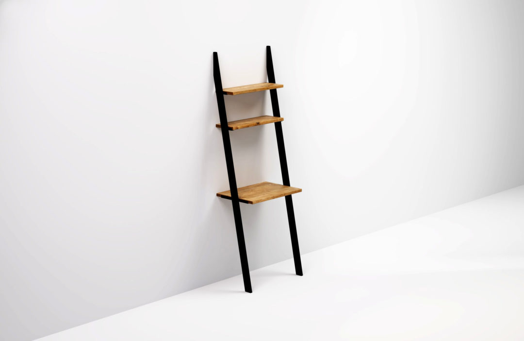 bello-black-ladder-desk