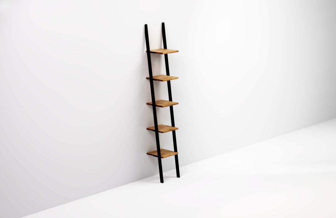 smukke-black-industrial-bookcase
