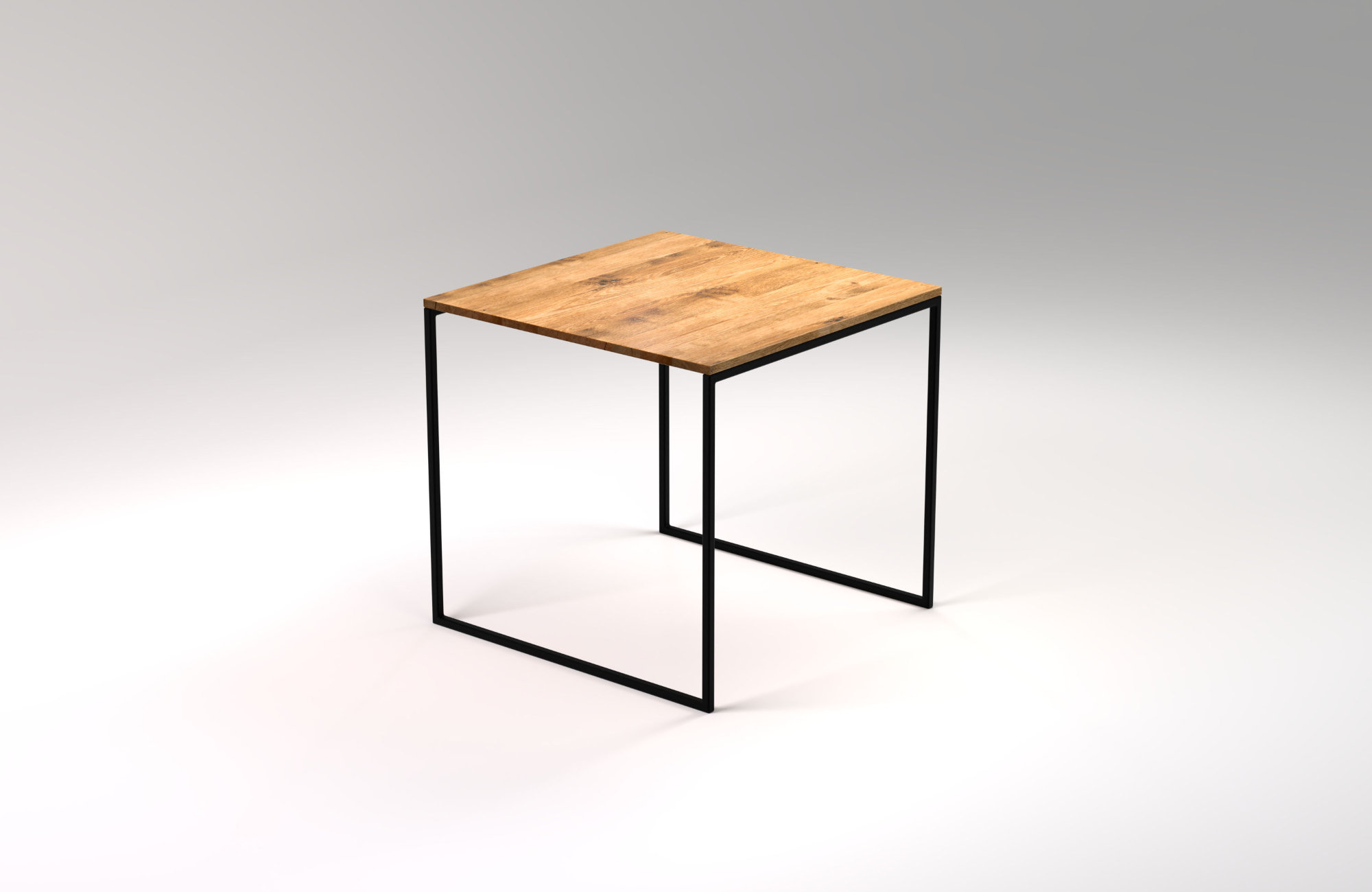 square-dining-table-kvadrat-black-ikona