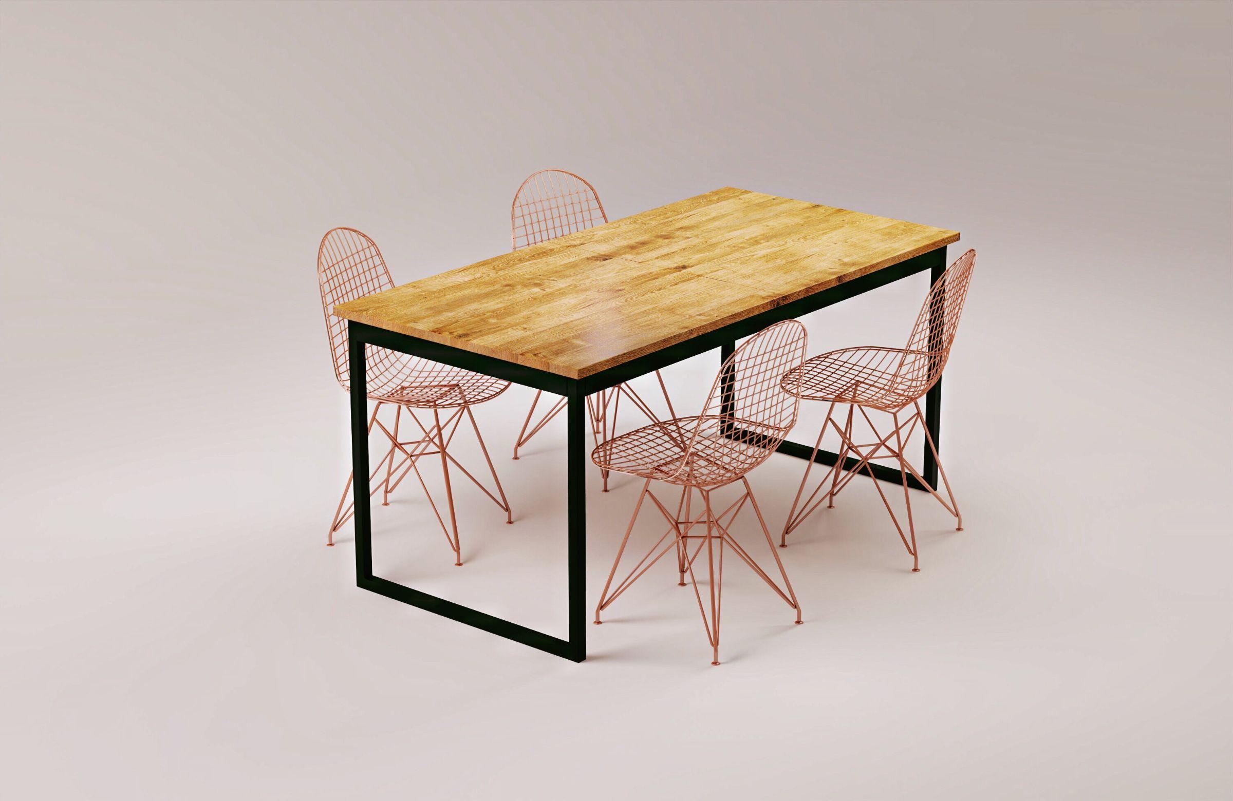 2_VIS Ausziehbarer Tisch